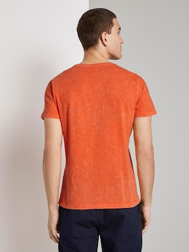T-Shirt im Washed-Look - 2 - TOM TAILOR