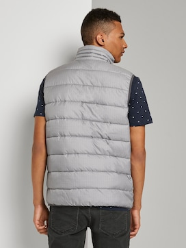 Modern lightweight quilted vest - 2 - TOM TAILOR Denim