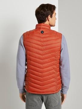Lightweight quilted vest - 2 - TOM TAILOR