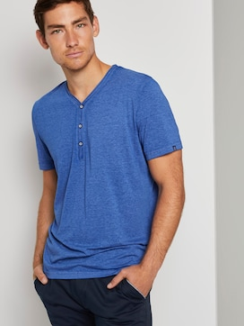 T-Shirt in Stone-Washed-Optik - 5 - TOM TAILOR