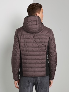 Lightweight quilted jacket with a hood - 2 - TOM TAILOR