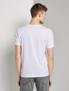 Dreierpack T-Shirts - 2 - TOM TAILOR Denim