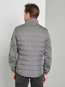 Hybride jas met afneembare capuchon - 2 - TOM TAILOR