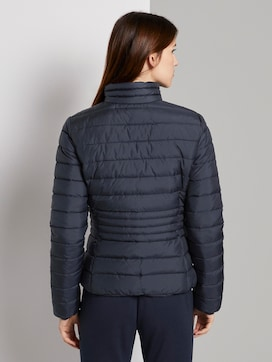 Lightweight quilted jacket with a stand-up collar - 2 - TOM TAILOR