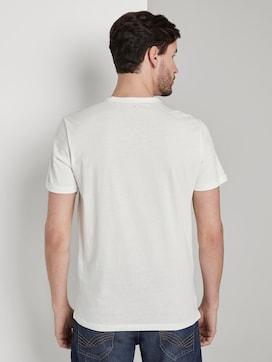 T-Shirt met Voetbal EM print - 2 - TOM TAILOR