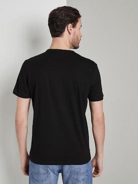 T-Shirt mit Fußball-EM-Print - 2 - TOM TAILOR