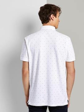 Patterned T-shirt - 2 - TOM TAILOR Denim