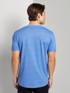 T-shirt met print en katoen - 2 - TOM TAILOR Denim