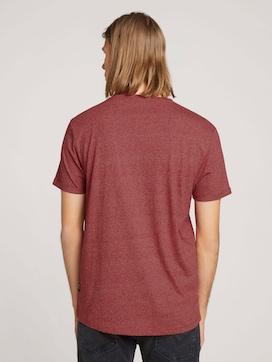 Strukturiertes T-Shirt - 2 - TOM TAILOR Denim