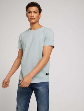 gestructureerd T-shirt - 5 - TOM TAILOR Denim