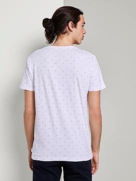 Print T-Shirtaus Organic Cotton - 2 - TOM TAILOR Denim