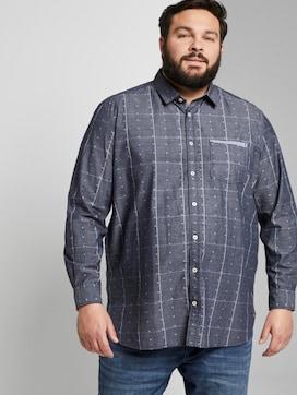 Overhemd met textuur - 5 - Tom Tailor E-Shop Kollektion
