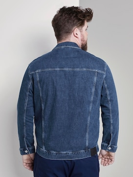 Jeansjacke im Trucker-Stil - 2 - Men Plus