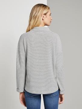 patroon Sweatshirt - 2 - TOM TAILOR