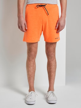 Sweat Shorts aus Baumwolle - 1 - TOM TAILOR Denim