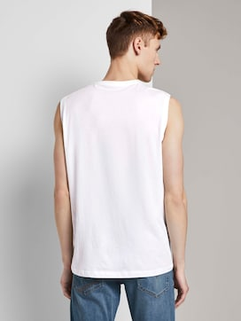 Tanktops im Dreierpack - 2 - TOM TAILOR Denim