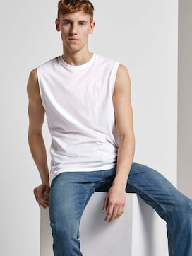 Tanktops im Dreierpack - 5 - TOM TAILOR Denim