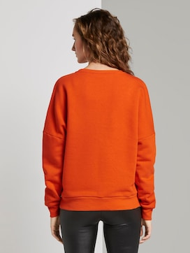 sweatshirt met beletteringsprint - 2 - TOM TAILOR Denim