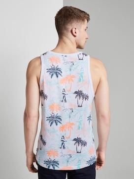 Top met palm print - 2 - TOM TAILOR Denim
