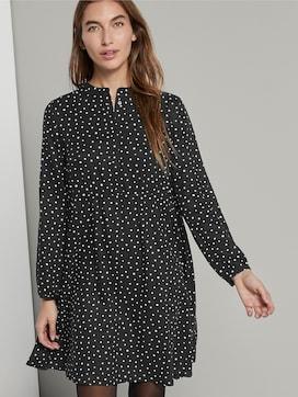 Kleid mit Knopfleiste - 5 - TOM TAILOR