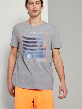 T-shirt with a photo print - 5 - TOM TAILOR Denim