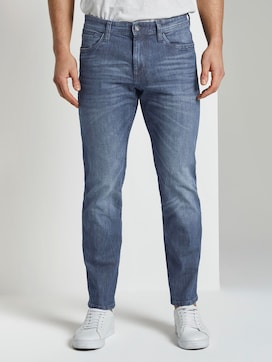 Marvin straight jeans in a light wash - 1 - TOM TAILOR