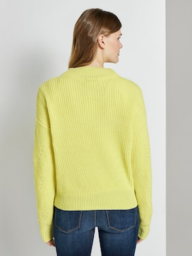 Chenille sweater - 2 - TOM TAILOR Denim
