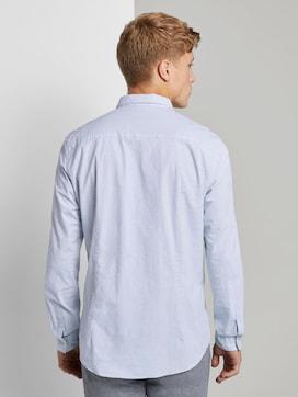 Shirt with a chest pocket - 2 - TOM TAILOR Denim