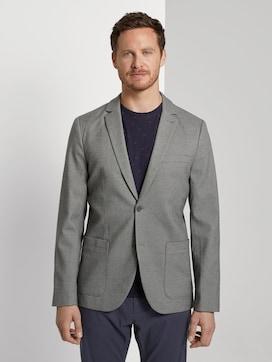 Fijn gestructureerd smart-casual jasje - 1 - TOM TAILOR