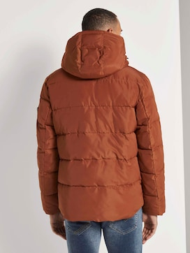 Puffer jacket with a detachable hood - 2 - TOM TAILOR Denim