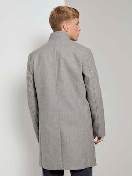Modern wool-blend coat - 2 - TOM TAILOR Denim