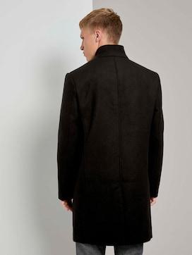 Moderner Mantel aus Wollgemisch - 2 - TOM TAILOR Denim