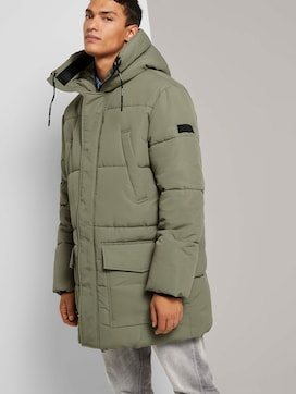 Gesteppter Winter Parka  - 5 - TOM TAILOR Denim