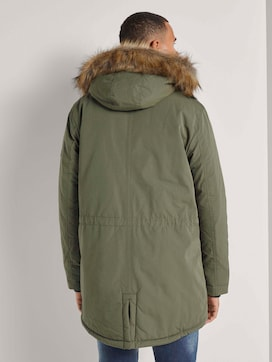 Winter-Parka mit Kunstfellbesatz - 2 - TOM TAILOR Denim