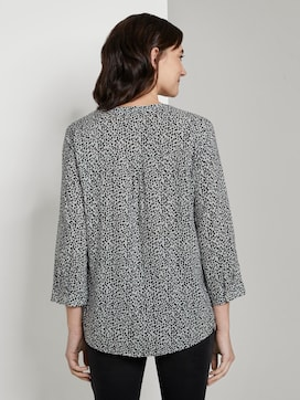 patroon blouse - 2 - TOM TAILOR