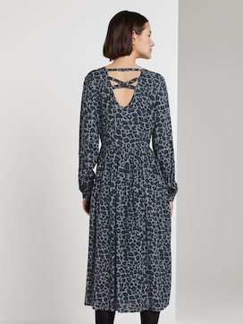 Kleid mit Leo-Print - 2 - TOM TAILOR Denim