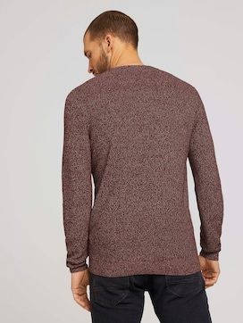 Multicolored Pullover - 2 - TOM TAILOR