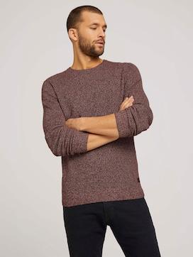 Multi-coloured sweater - 5 - TOM TAILOR