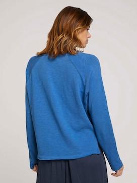 Shirt met lange mouwen en raglanmouwen - 2 - TOM TAILOR Denim