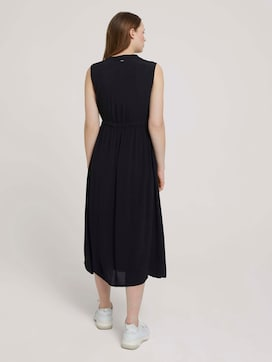 Sleeveless utility midi dress - 2 - TOM TAILOR Denim