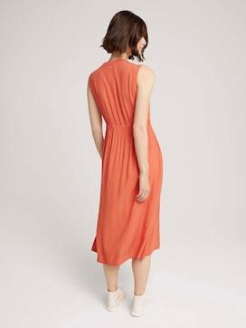 Sleeveless utility midi dress - 2 - TOM TAILOR Denim