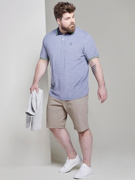 Josh regular slim chino shorts - 3 - Men Plus
