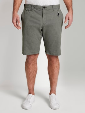 Josh Regular Slim Chino Shorts - 1 - Men Plus