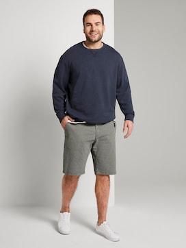 Josh Regular Slim Chino Shorts - 3 - Men Plus