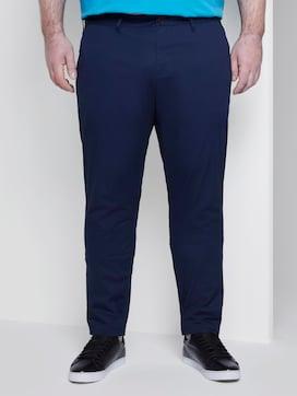 Slim chino trousers - 1 - Men Plus