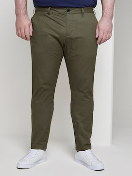 Slim chino trousers - 1 - Men Plus