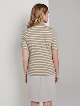 Gestreept Polo Shirt - 2 - TOM TAILOR