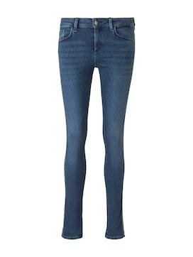 Damen Alexa Skinny Jeans, braun