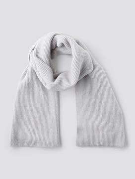 Sjaal in rib look - 7 - TOM TAILOR