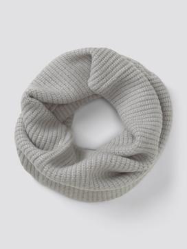 Gebreide lus sjaal - 7 - TOM TAILOR